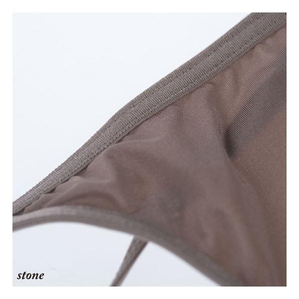SIELEI/シェレイ【Fantastic-1】 インポートランジェリー マイクロファイバー シームレス エコテックス規格100 2WAYストレッチ ソングショーツ|lingerie-felice|17