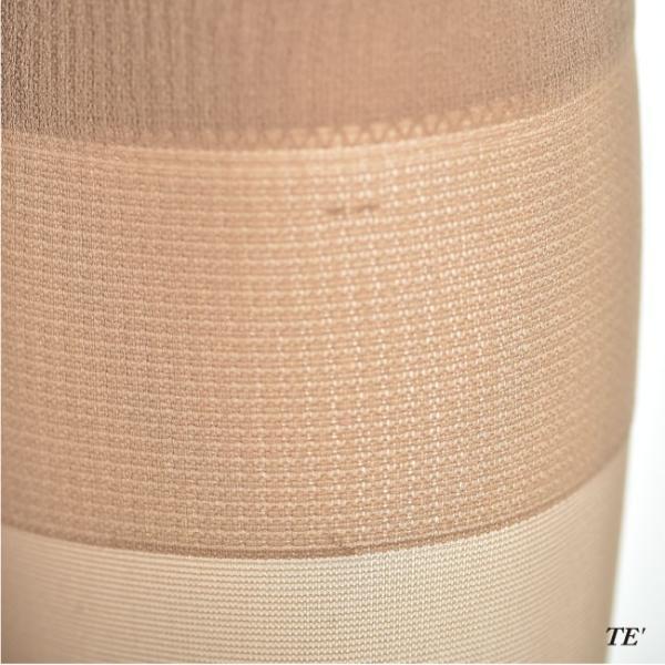 OMERO【オメロ】MUSA COMFORT 15 gambaletto インポートストッキング  つま先スルー 透明感  15デニール  2足組 膝丈シアータイツ|lingerie-felice|04