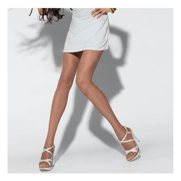 【Sanpellegrino】  Supervelo 8den インポートストッキング 極薄ストッキング オールスルー   シアータイツ 8デニール|lingerie-felice|08