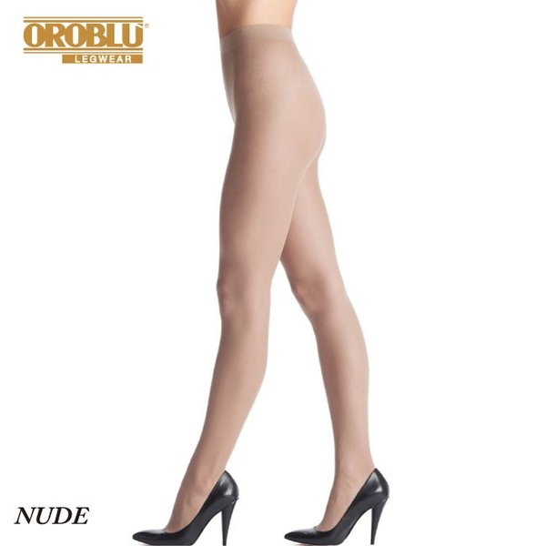【OROBLU】(オロブル)  TULLE インポートタイツ インポートストッキング 極薄ストッキング パンストオールスルー ストッキングオールスルー チュール|lingerie-felice|03