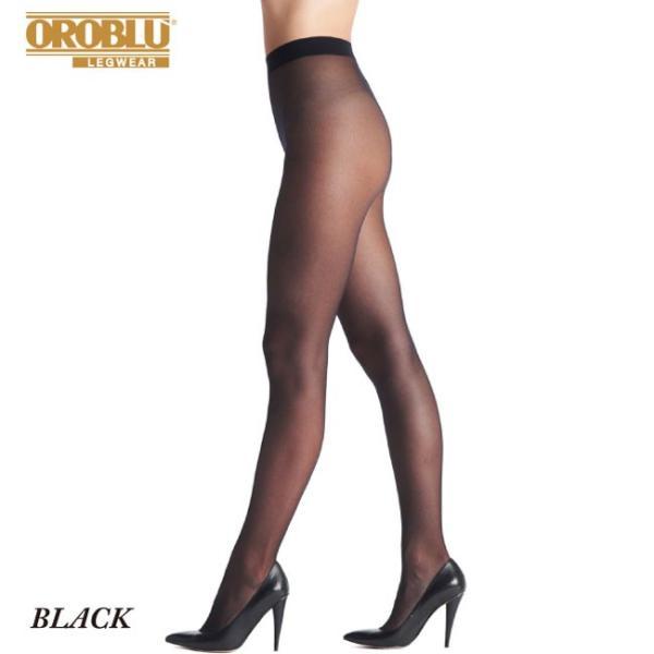 【OROBLU】(オロブル)  TULLE インポートタイツ インポートストッキング 極薄ストッキング パンストオールスルー ストッキングオールスルー チュール|lingerie-felice|04