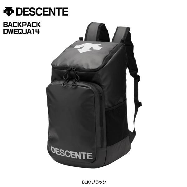 21-22 DESCENTE(デサント)【スキーバックパック/限定】 BACKPACK(バックパック)DWEQJA14【バックパック】