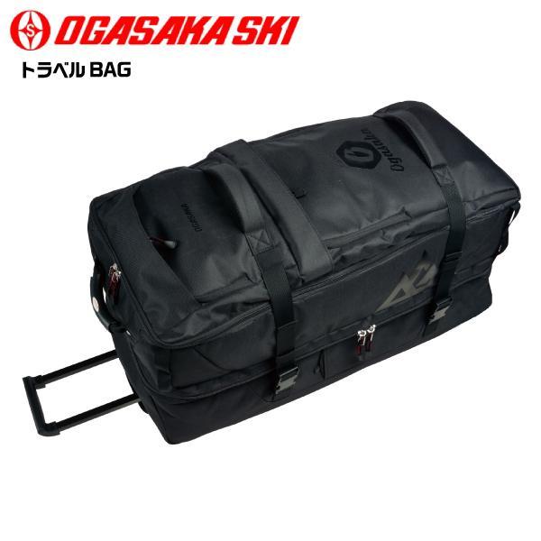 21-22 OGASAKA(オガサカ)【トラベルバッグ/数量限定】 トラベル BAG/N(トラベルバック/N)【キャスター付き/旅行・合宿】