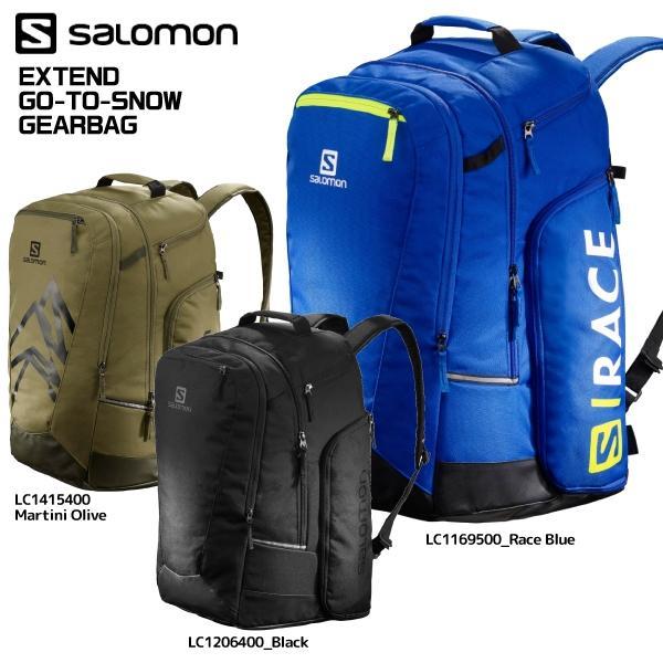 20-21 SALOMON(サロモン)【スキーバックパック/限定】 EXTEND GO-TO-SNOW GEARBAG(エクステンド ゴートゥスノー ギアバック)【ブーツバックパック】