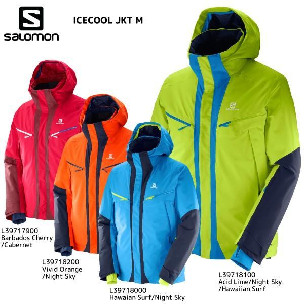 Salomon ICECOOL JACKET Men Skiing