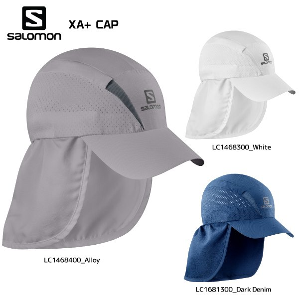 SALOMON(サロモン)【2021/ランニングキャップ/限定】 XA+ CAP(XAプラスキャップ)【ランニング帽子/キャップ】