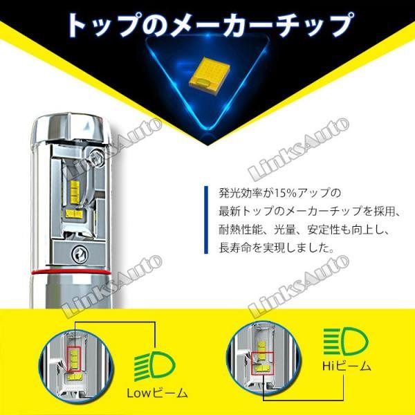 NISSAN フェアレディZ H1.7〜H10.10 Z32 フォグ LEDヘッドライト H3 LinksAuto 2nd最新PLUS JA-X3 高輝度6000Lm 車検適合 2年保証 2灯|linksauto|04
