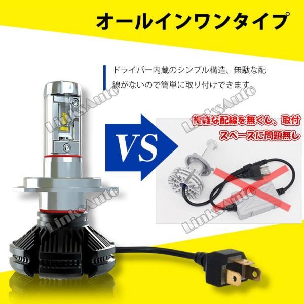 NISSAN フェアレディZ H1.7〜H10.10 Z32 フォグ LEDヘッドライト H3 LinksAuto 2nd最新PLUS JA-X3 高輝度6000Lm 車検適合 2年保証 2灯|linksauto|10