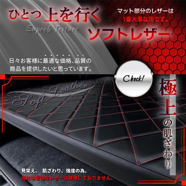 ハイエース200系 ベッドキット 標準S-GL flat4 DDP 送料無料キャンペーン 45mmクッション 1型〜5型対応|linksfactoryjp|03