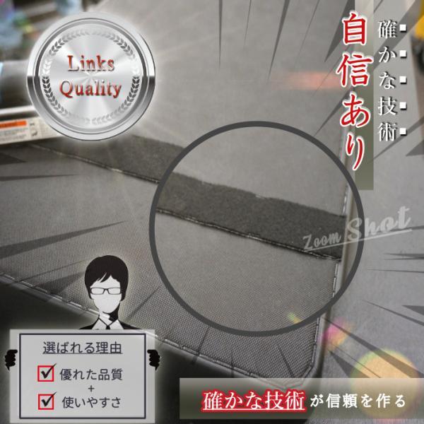 ハイエース200系 ベッドキット 標準S-GL flat4 DDP 送料無料キャンペーン 45mmクッション 1型〜5型対応|linksfactoryjp|06