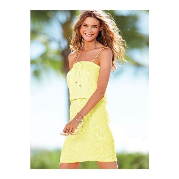 56aca78fe797b ☆スパンビーチワンピースドレス(白・ホワイト、黒・ブラック、黄色 ...