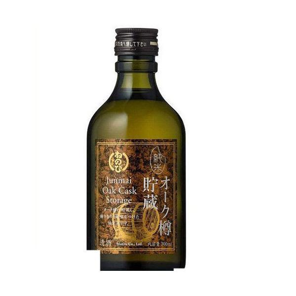 送料無料 盛田 ねのひ オーク樽貯蔵 純米酒 300ml×12本
