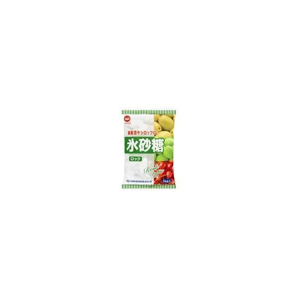 日新製糖 カップ印 氷砂糖ロック 1kg/10個入 1ケース