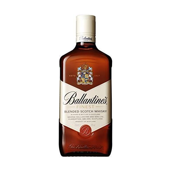 ブレンデッドスコッチウイスキー バランタイン ファイネスト40度 700ml ポイント消費に 全国送料無料|liquorgto