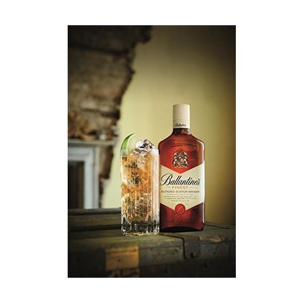 ブレンデッドスコッチウイスキー バランタイン ファイネスト40度 700ml ポイント消費に 全国送料無料|liquorgto|03