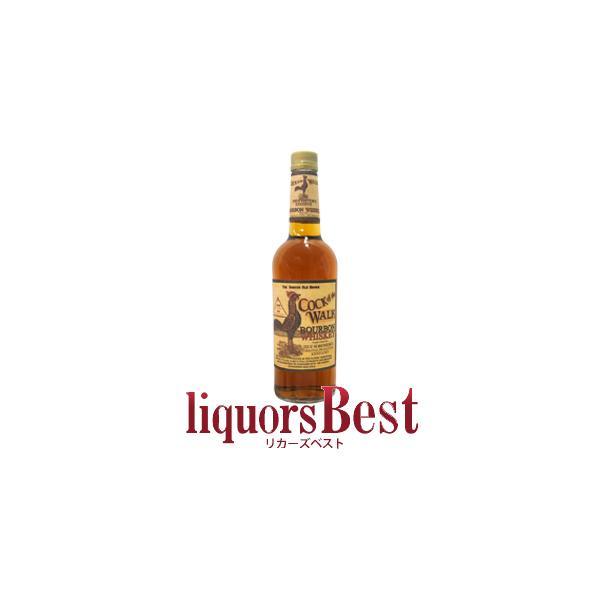 ウイスキー コックオブザウォーク  700ml_あすつく対応 バーボンウィスキー 洋酒 whisky