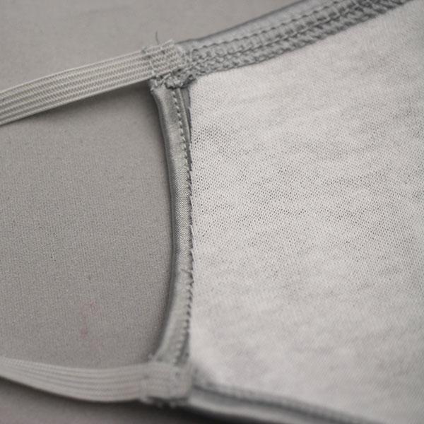 コットンクラブ  家庭用 おしゃれマスク 予防 シルク シルバー イタリア製 当商品はクリックポスト対応、送料無料でお送りします。|lisecharmel|04