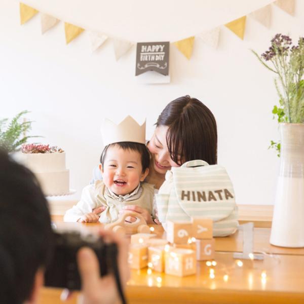 名入れベビーリュック (ギフトBOX入り) 出産祝い・1歳誕生日プレゼントおススメ♪ 出産祝いギフト 内祝い お誕生日 1歳 男の子 女の子 赤ちゃん|lisumom|08