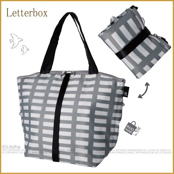 ルートート 新作 2020 お買い物バッグ 保冷バッグ 北欧 ROOTOTE トートバッグ サーモキーパー バレル Sサイズ 1840|litoha|02