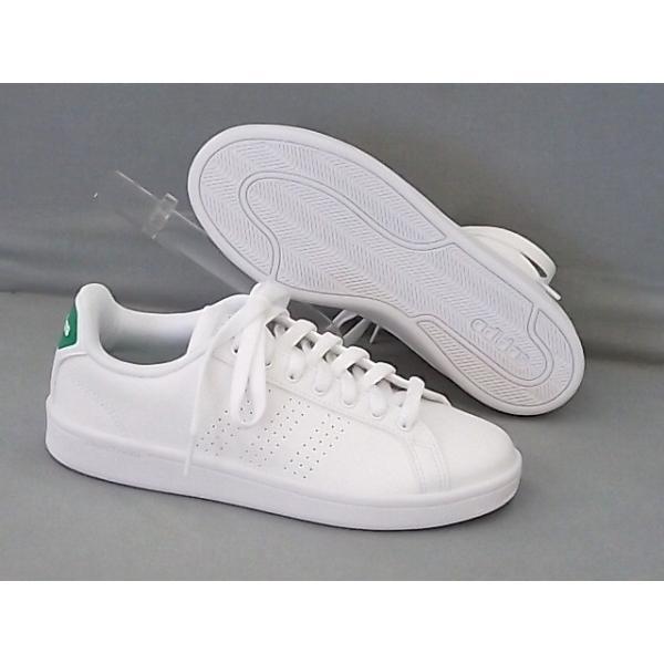 アディダス クラウドフォーム バルクリーン W/W/GR adidas CLOUDFORM VALCLEAN AW3914