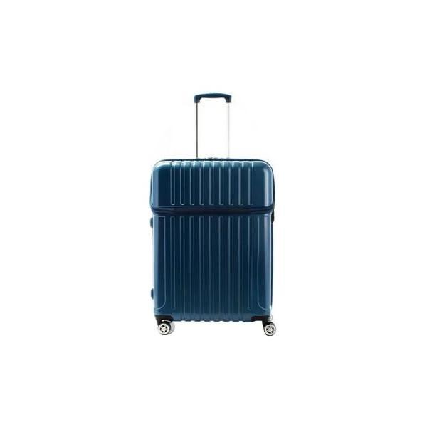 協和 ACTUS(アクタス) スーツケース トップオープン トップス Lサイズ ACT-004 ブルーカーボン・74-20332