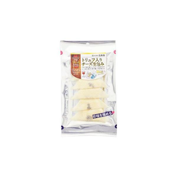 (代引不可)伍魚福 おつまみ トリュフ入りチーズ生包み 5枚×10入り 214870