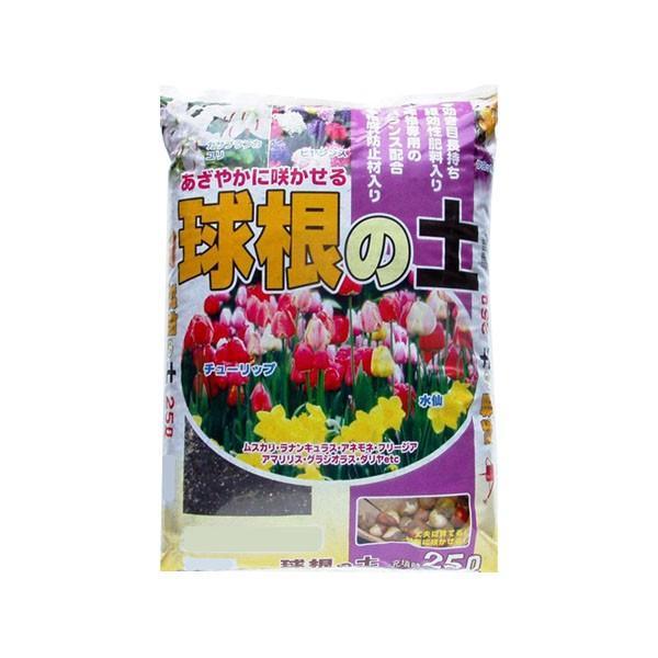 (代引不可)7-17 あかぎ園芸 球根の土 25L 3袋