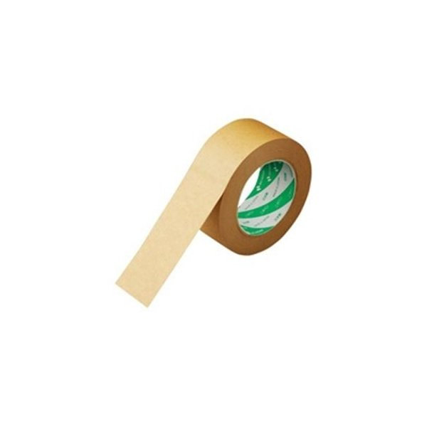 (まとめ)ニチバン ラミオフ再生紙クラフトテープ 3105〔×10セット〕