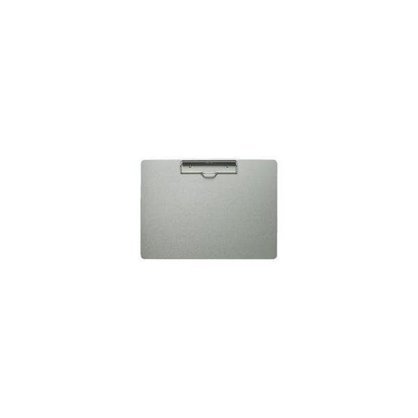 (業務用2セット)エヌケイ ステンレス用箋挟(クリップボード/バインダー) SC-A4S A4-S