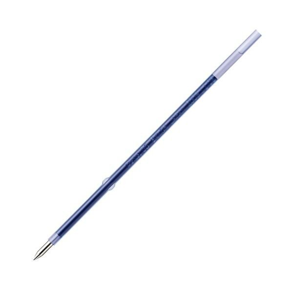 (まとめ) ぺんてる 油性ボールペン ビクーニャ専用リフィル 0.5mm 青 XBXM5H-C 1セット(10本) 〔×5セット〕