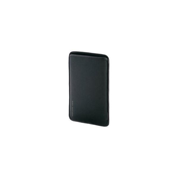 (まとめ)サンワサプライ MacBook用プロテクトスーツ(13.3インチワイド) IN-MACS13BK〔×2セット〕