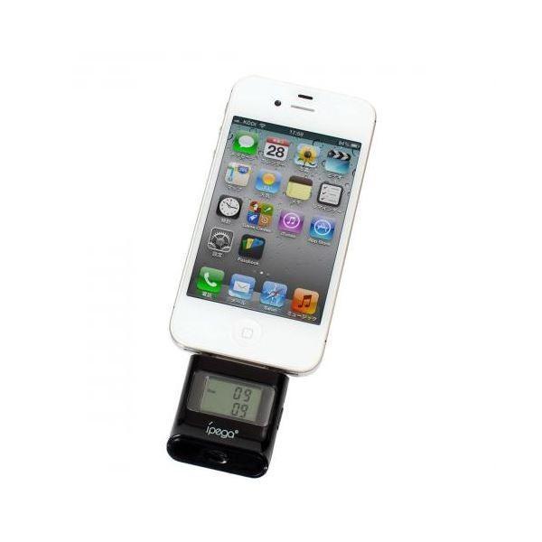 (まとめ)サンコー iPhone4用アルコールチェッカー RAMA12G28〔×3セット〕