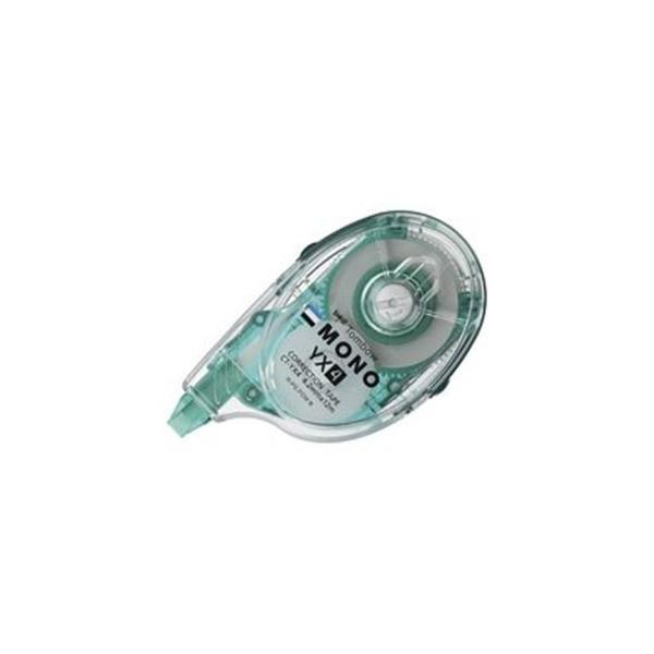 (業務用20セット) トンボ鉛筆 修正テープ モノYX CT-YX4 10個