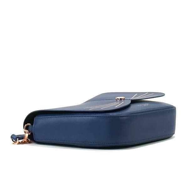 TED BAKER(テッドベーカー) ショルダーバッグ 137929 15 MID BLUE