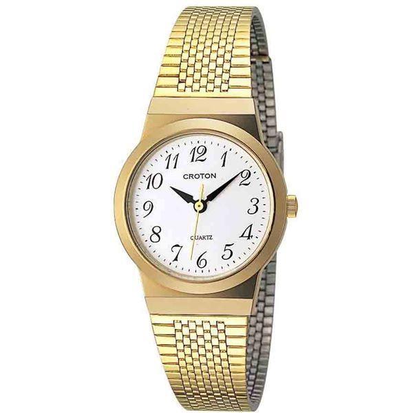 CROTON(クロトン) 腕時計 3針 日本製 RT-119L-3
