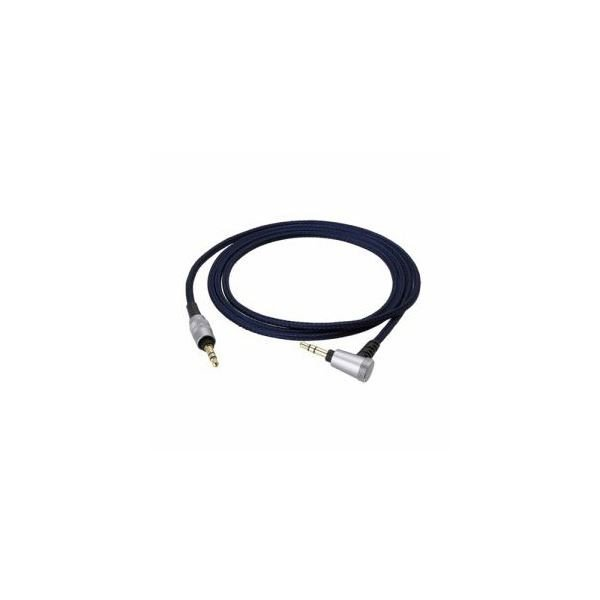Audio-Technica オーディオテクニカ HDC1133/1.2 ヘッドホン用着脱ケーブル(オーバーヘッド用) 1.2m
