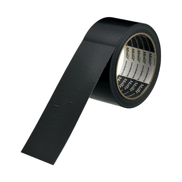 古藤工業 養生テープNo.822 50mm×25m ブラック 30巻