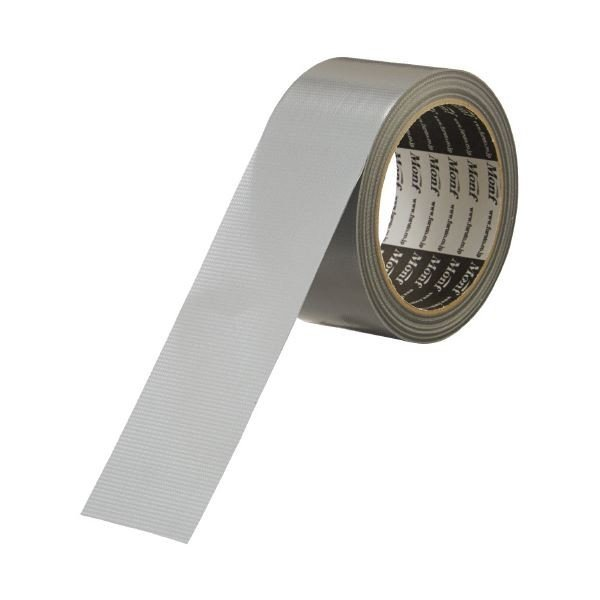 (まとめ)古藤工業 養生テープNo.822 50mm×25m シルバー〔×50セット〕