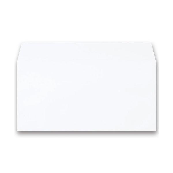 ハート レーザープリンター専用封筒 洋長3 104.7g/m2 ホワイト 業務用パック YW0980 1パック(200枚) 〔×10セット〕