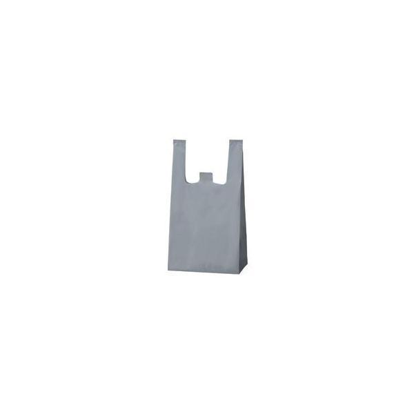 (まとめ) TANOSEE シルバーレジ袋 20号 ヨコ210×タテ460×マチ幅140mm 1パック(100枚) 〔×10セット〕