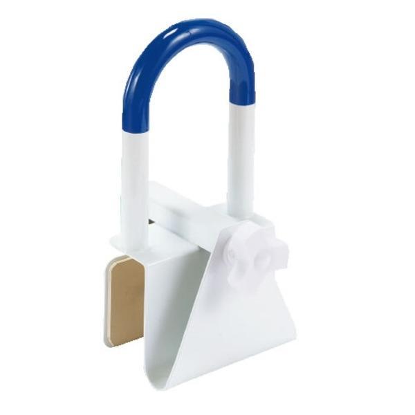 浴槽グリップ ステンレス製 手すり 介護 入浴〔代引不可〕