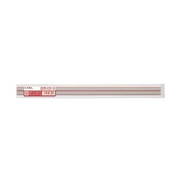 (まとめ)カール事務器 ディスクカッター専用替カッターマット A4用 DCM-310 1パック(4枚)〔×10セット〕