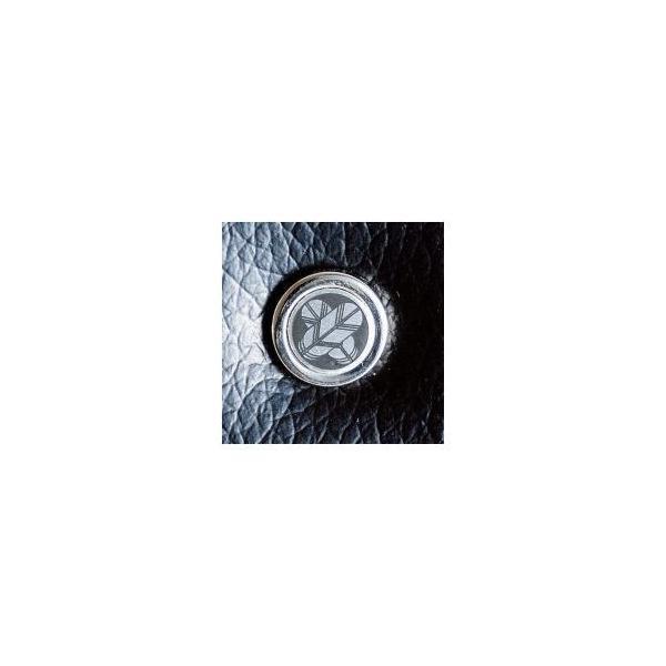 〔日本製〕家紋付 礼装多機能バッグ (小) 鍵付 上杉笹 backs-59
