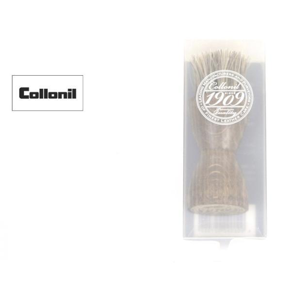 1909アプリケーションブラシ Collonil 1909APPLICATIONBRUSH  レザーケア用品 ミンクオイル 保革クリーム 防水スプレー レザークリーナー 革製品のお手入れ|liugoo