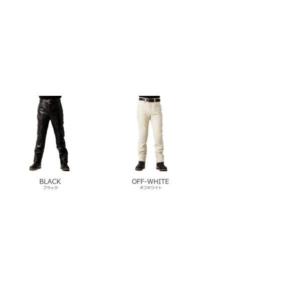 Liugoo Leathers 本革 メッシュレザーパンツ レギュラーフィット メンズ リューグーレザーズ STP04B  レザーパンツ 本革パンツ 本皮パンツ ライダースパンツ 黒|liugoo|19