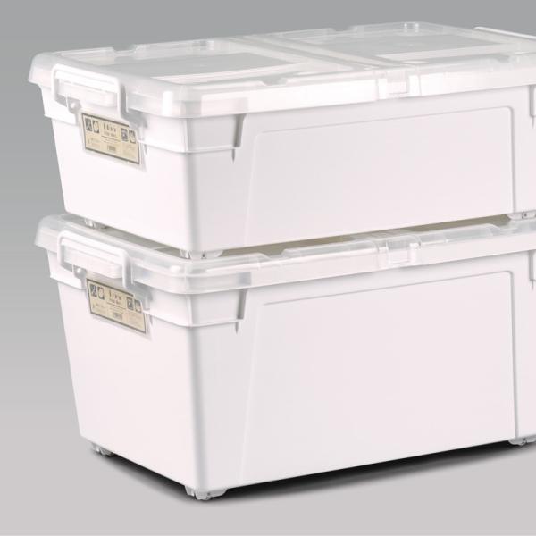 数量限定 収納ボックス フタ付き プラスチック フリップボックスL66|livewell|11
