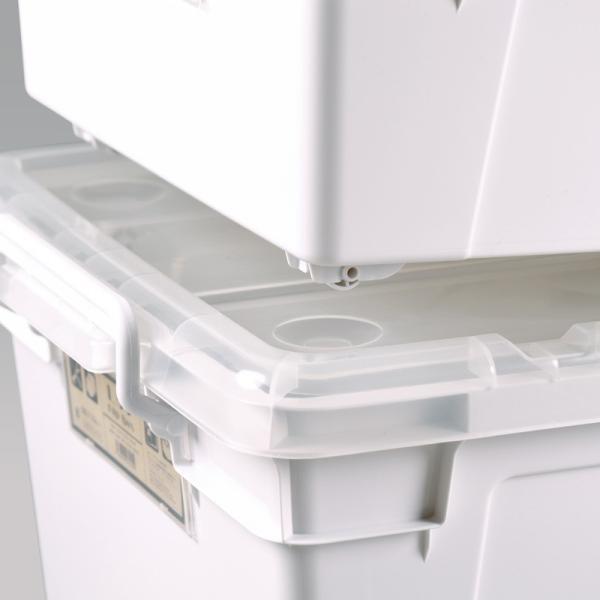 数量限定 収納ボックス フタ付き プラスチック フリップボックスL66|livewell|12
