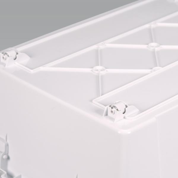 数量限定 収納ボックス フタ付き プラスチック フリップボックスL66|livewell|16
