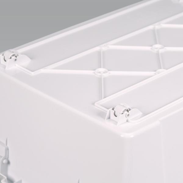 数量限定 収納ボックス フタ付き プラスチック フリップボックスL66|livewell|17