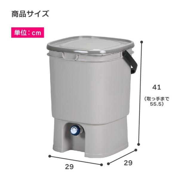 送料無料 生ごみ処理器 キッチンコンポスト livewell 02